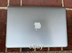 Apple Macbook Pro I5-2,5ghz-8gbra-500gbhd - (a1278) -13.3 -md313ll / A- (2012)
