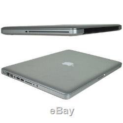Apple Macbook Pro I7-3615qm Quad-core 2,3 Ghz 6 Go 500 Go 15,4 Geforce Gt650m