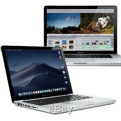 Apple Macbook Pro Md101ll / A 13,3 Pouces I5 2,5ghz 4go 500go A Garantie M 12e Année