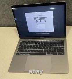 Apple Macbook Pro Mpxq2ll/a 13 Pouces 2.3ghz Core I5 8gb 256gb Ssd 2017 Excellent