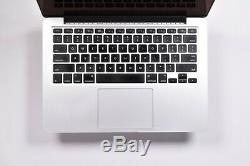 Apple Macbook Pro Retina 13 2.9ghz 3.3ghz Ram 16 Go Ssd 512 Go Osx 2018 Grade A