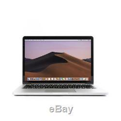 Apple Macbook Pro Retina 13 '' Core I5 2.6ghz 8 Go De Ram 256go 2013 Grade B