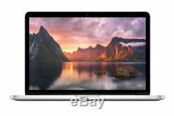 Apple Macbook Pro Retina 13 Core I5 Ssd 2,7 Go À 2,7 Ghz, 128 Go (début 2015)