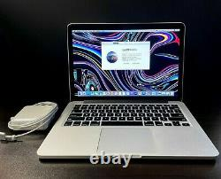 Apple Macbook Pro Retina 13 I7 3.1ghz 16 Go 512 Go Ssd A1502