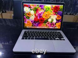 Apple Macbook Pro Retina 13inch Core I7 16 Go 512 Go Ssd + Garantie De 3 Ans