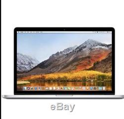 Apple Macbook Pro Retina 15,4 Core I7 2,2 Ghz 16 Go 512 Go Mi-2014 Une Année