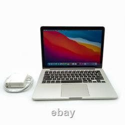 Apple Macbook Pro Retina 2015 13 Intel I5 8gb 256gb Ssd A1502 Big Sur