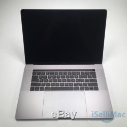 Apple Macbook Pro Retina 2016 Bar Tactile 15 2.9ghz I7 Ssd 16 Go 2 To Mlh42ll / A-bto
