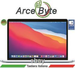 Apple Macbook Pro Retina 2017 Tastiera Italiana I7 500ssd 16gb Grado Grado A+