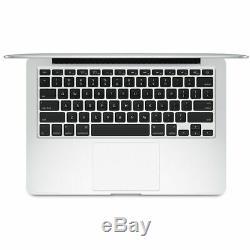 Apple Macbook Pro Retina Core I5 2,4 Ghz 8 Go Ram 256go Hd 13 Me865ll / A