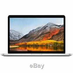Apple Macbook Pro Retina Core I5 2,5 Ghz 8 Go Ram Ssd 256 Go 13 Md213ll / A