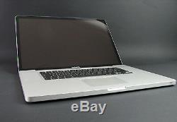 Apple Macbook Pro Retina Rapide Quad Core I7 2.6ghz Ssd 16 Go Ram 256 Go 15 Mojave