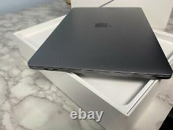 Apple Macbook Pro Touchbar 13'' I7 3.3 Ghz 16 Go 256 Go Fin 2016 Grey A Grade