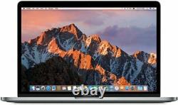 Apple Macbook Pro With Touch Bar (2017) Intel Core I5, 8go, 256go, Gris De L'espace