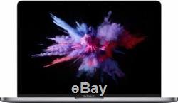 Barre Tactile Apple Macbook Pro Core I7 13,3 Ssd 256 Go Z0w40ll / A Spacegrau 2019 Wty