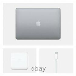 Brand New Seeled Apple Macbook Pro 13 Space Gray 256 Go Ssd 8 Go Ram I5 Mxk32ll/a