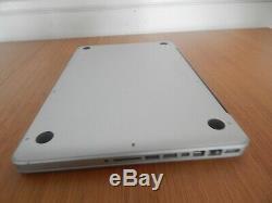 Core Apple Macbook Pro 13 2 En Raison De 2,4 Ghz, A1278, 4 Go, 120 Go Ssd Nouvelle, Mi-2010