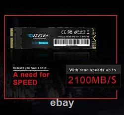 Dataram 1 To M. 2 M-key Pcie Nvme Ssd For 2013-15 Apple Macbook Pro, Macbook Air