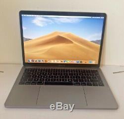 Excellent Apple Macbook Pro 13 I5 Ghz, 8 Go De Ram, 256 Ssd, 2016 (p77)