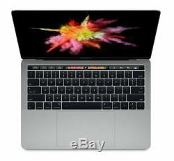 Fin 2016 Apple 13 Macbook Pro Retina 2.9ghz I5 / 8gb / 256gb / Barre Tactile Mlh12ll / A