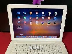 Limitée Apple Macbook Pro 13 500go De Stockage Garantie 3 Ans Pré-rétine