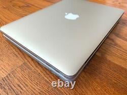 Lot De 2 Apple Macbook Pro 13 Retina I5 8 Go 16 Go De Problèmes D'écran Ram Lire