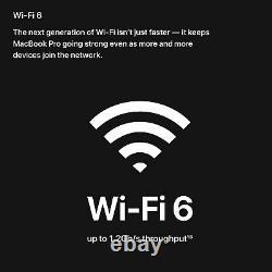 M1 Apple Macbook Pro 13 Pouces 256 Go Ssd 16 Go Ram Espace Grey Ordinateur Portable Mac Silicone