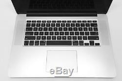 MI 2015 15 Apple Macbook Pro Retina 2.8ghz Core I7 / 16 Go / 1 To Grade A Mjlu2ll / A