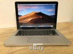 Macbook Pro13 2012 2.9ghz Intel Core I7 500gb Hdd 8 Go Ram C Garantie De Qualité