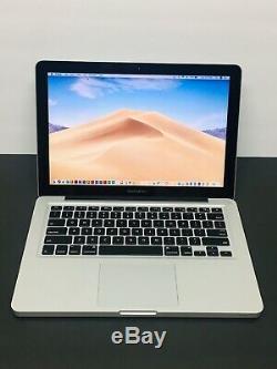 Macbook Pro 13,3 2,5 Ghz Intel Core I5 8 Go Ram 500 Go (2012) Macos Mojave Plein-apps