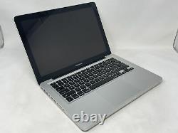 Macbook Pro 13 MID 2012 2,5 Ghz Core I5 4gb 500gb Hdd Très Bon + Garantie