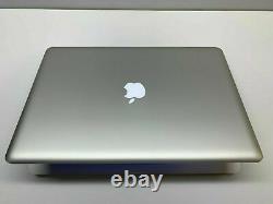 Macbook Pro 15 Ordinateur Portable Pré-retina Quad Core I7 16 Go Ram 1 To Ssd Osx2017