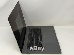 Macbook Pro 16 Pouces Espace Gris 2019 2.3ghz I9 16 Go Ssd 1to Bon État
