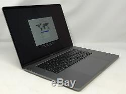 Macbook Pro 16 Pouces Espace Gris 2019 2.3ghz I9 16 Go Ssd 1to Excellent État