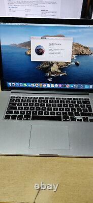 Macbook Pro 2015, 15, 2.2 Core I7, 16 Go, 1 To
