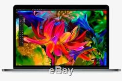Macbook Pro 2017 Mpxq2d / A De Core I5 13,3 2,30ghz Ssd 8 Go 128 Go Ovp 2018