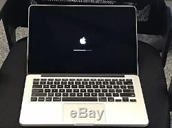 Macbook Pro 2.5ghz Core I5 Retina 8 Go Ram 128 Go De Stockage Flash 13 2012 Vente Pric