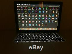 Macbook Pro A1278 13,3 MID 2012 Core I5 2.5ghz 8 Go 500go Mojave Adobe Fcp Logic