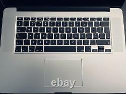 Macbook Pro Retina 15 MI 2015 Core I7 2.5ghz 16 Go Ram 256 Go Ssd