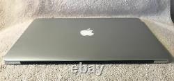 Macbook Pro Retina 15 Pouces Mid-2015 16 Go Ram 500 Go Intel Core I7 Mjlq2ll/a #02