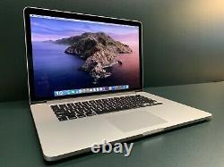 Macbook Pro Retina 2015 15 3,7 Ghz I7 16 Go 1 To Ssd Radeon R9 M370x