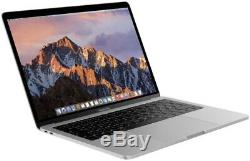 Mpxq2d Macbook Pro 2017 / A Spacegrau Core I5 2,30ghz 13,3 Ssd 8 Go Ram 128 Go Ovp