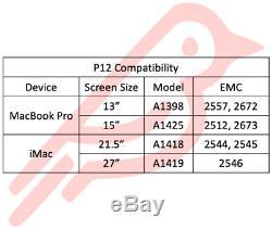 Nouveau Ssd 1to Pour Mi-2012 Début 2013 Apple Macbook Pro 13 15 Ret. A1425 A1398
