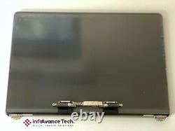 Nouvel Apple Macbook Pro 13 A1706 A1708 2016 2017 LCD Screen Assembly Space Gray