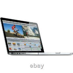 Rénové Apple Macbook Pro 13-inch Core I5 2.3ghz Avec 4gb Ram Et 320gb Hdd