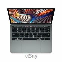 Withtouchbar Intel Core Apple Macbook Pro 13 I5 8 Go 256gbssd Espace Gris Mv962ll / A
